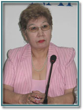 Алия Мизамбекова
