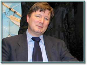 Ханс Хугерт, руководитель Комиссии по правам человека конгресса США